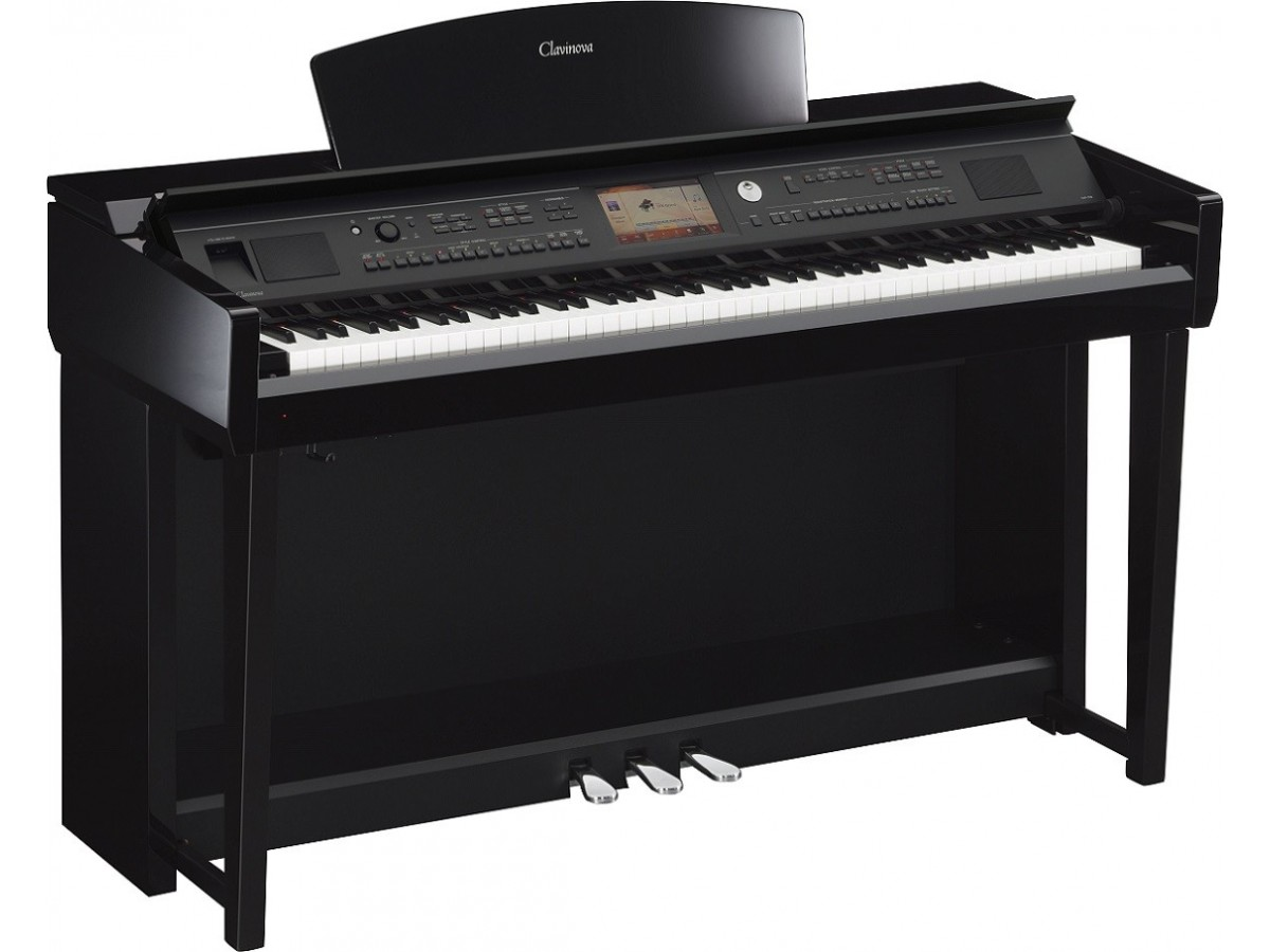 l 39 exceptionnel piano num rique yamaha clavinova cvp 705 en. Black Bedroom Furniture Sets. Home Design Ideas