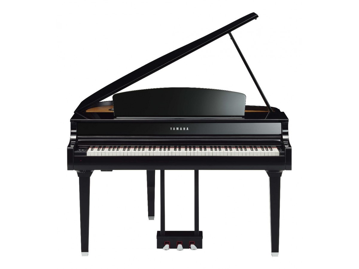 yamaha clavinova clp 695 gp piano num rique euroconcert. Black Bedroom Furniture Sets. Home Design Ideas